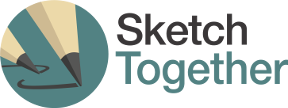 SketchTogether logo